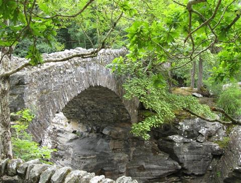 Find din egen bro - og kryds den, hvis det er nødvendigt!